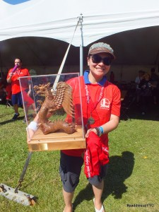 """""""Woods Homes"""" selected as 2019 Dragon Boat Charity Recipient"""