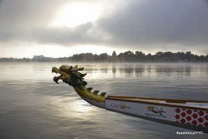 Attention new Dragon Boat Paddlers!!!  Be prepared for the GOOD and the BAD…