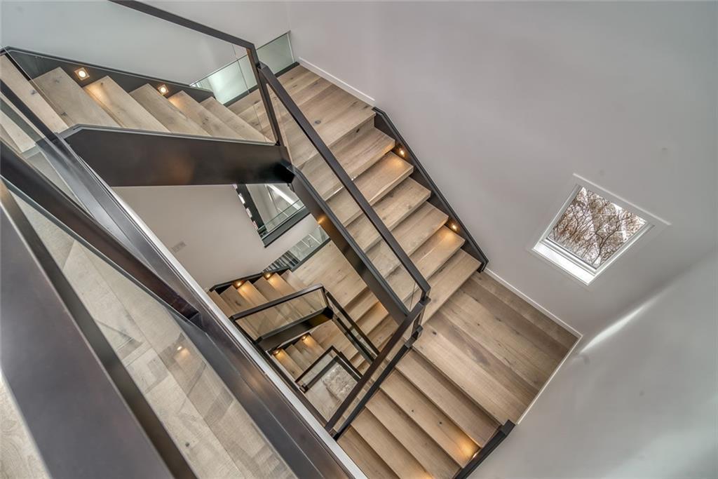 Million Dollar Staircase