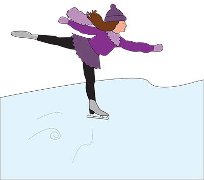 Skating-Illustrationinstory