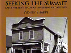 This is a look at a new biography of Calgary businessman and philanthropist Sam Switzer.