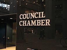Calgary City Council Chamber