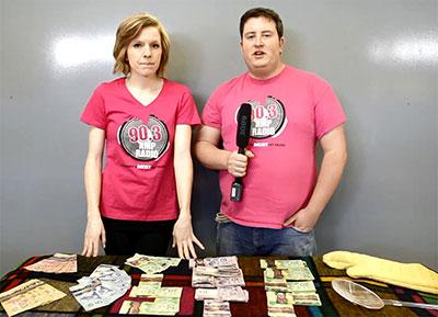 AMP Radio Burns Money