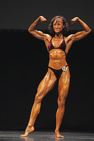 Lynne bodybuilder