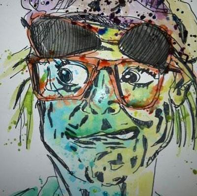 Bad Self PortraitEDITED