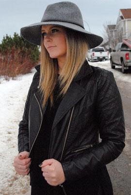 Danielle Leather
