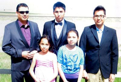 Rilee's Family