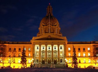 Alberta Legislature thumbnail