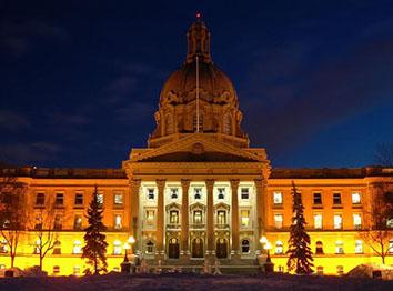 Alberta Legislature thumbnail