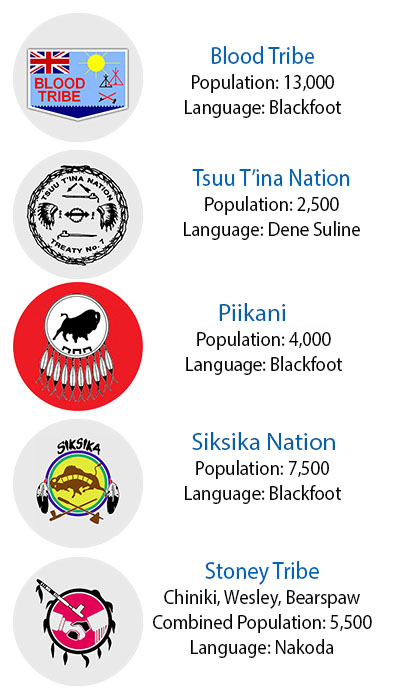 Infographic tribes copy