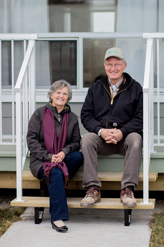 Stavely Couple