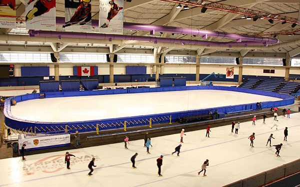 olympic oval body