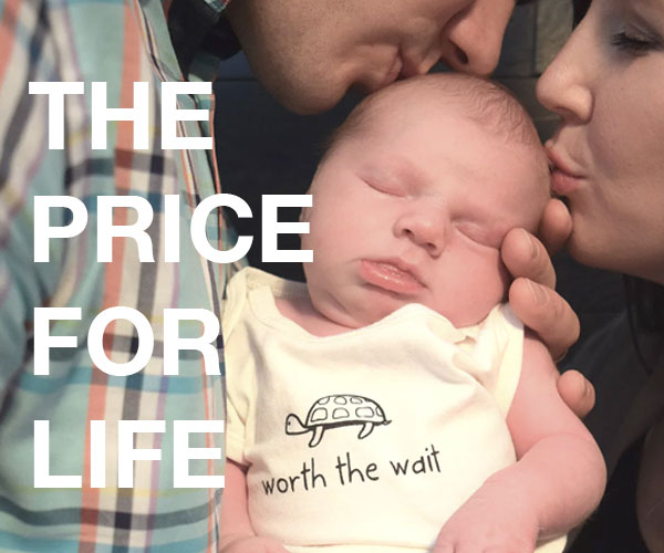 Price for life