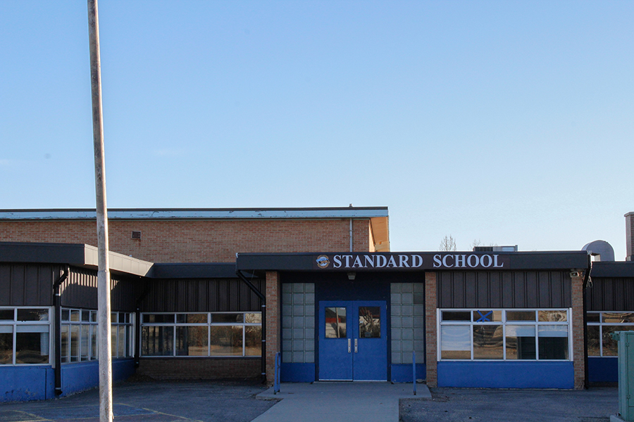 Closed Standard school