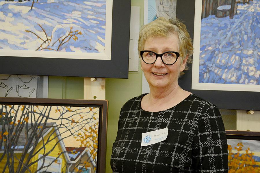 Susan Thrope