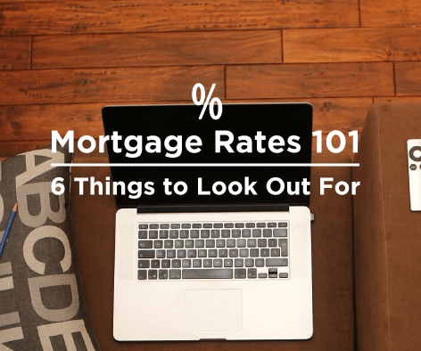 Calgary Mortgage Rates 101