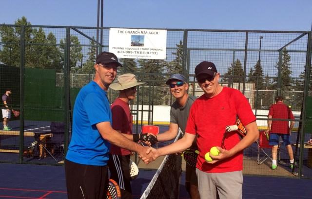 Padel Calgary Tournament