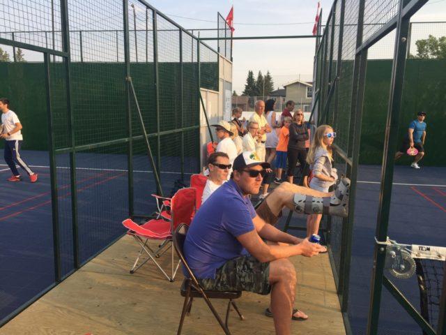 Padle Calgary tournament