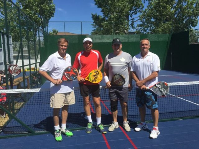 Play Padel come to Calgary Padel Club