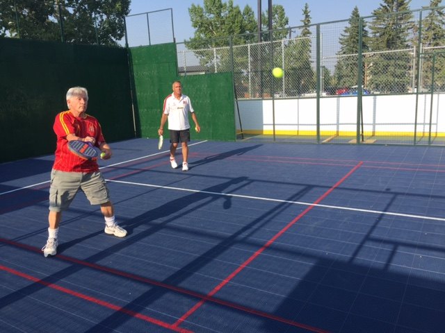 Padel rules of the game