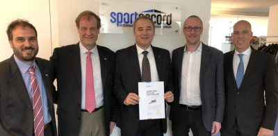 The Padel Federation gets an award