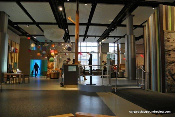 Creative Kids Museum at Telus Spark  Calgarys science