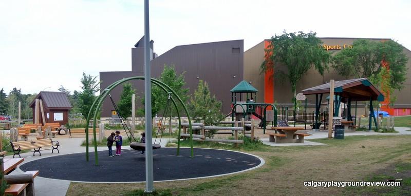 Kinsmen Park Playground  Edmonton
