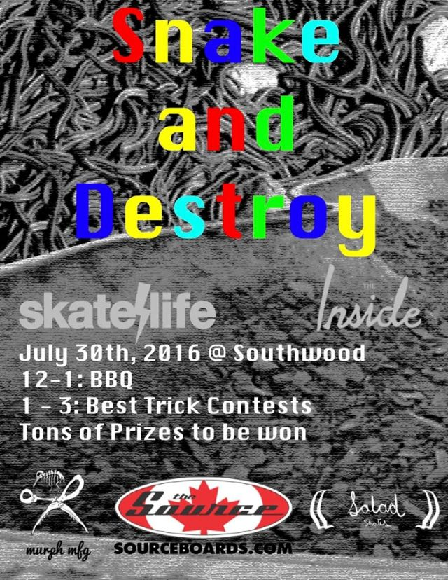 snake and destroy southwood