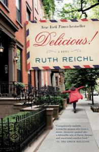 Book cover for Ruth Reichl's Delicious