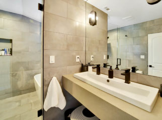 odessa ave la mesa bathroom after remodel