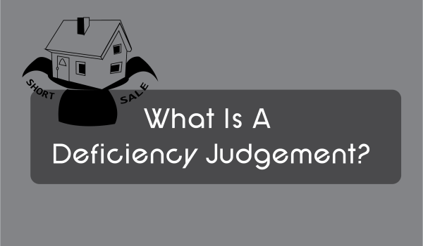 Helping homeowners understand the Definition of a Deficiency Judgement in Southfield, Lathrup Village, Birmingham, Beverly Hills, and other metro Detroit areas.