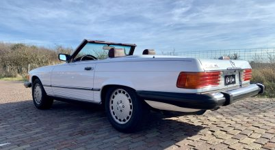 Cali-Cars 1988 Mercedes Benz 560 SL Roadster
