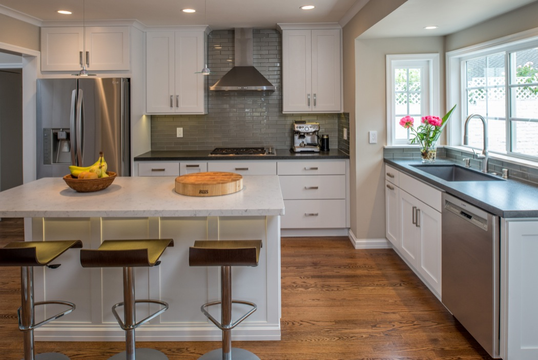 kitchens remodeling 2 seater kitchen table everything you should know about remodels caliber west