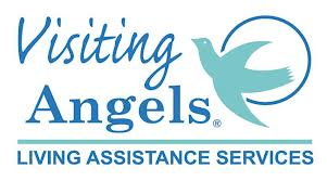 Visiting Angels Logo - Advertising Agency Springfield Missouri