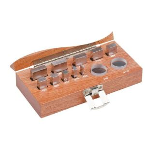SPI 10-616-1 Micrometer Calibration Std Set