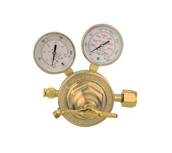 Used Victor SR450E-580 Low Press Nitrogen Regulato