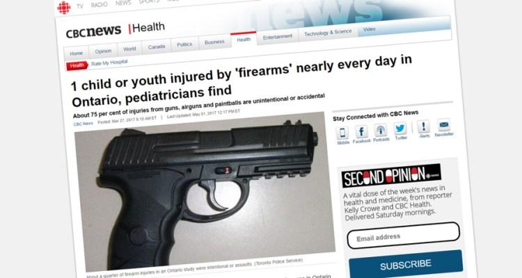 CBC firearms study