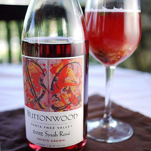 Bloody Rosé Sangria – Buttonwood Syrah Rosé