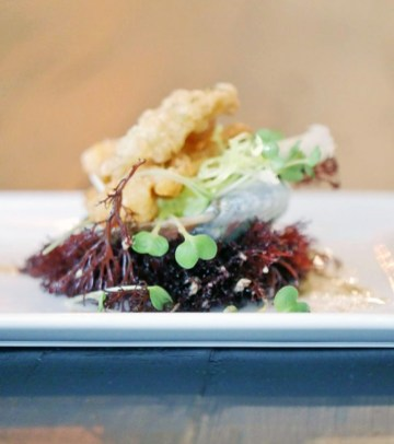 Abalone at The Gathering Table at Ballard Inn by Liz Dodder2