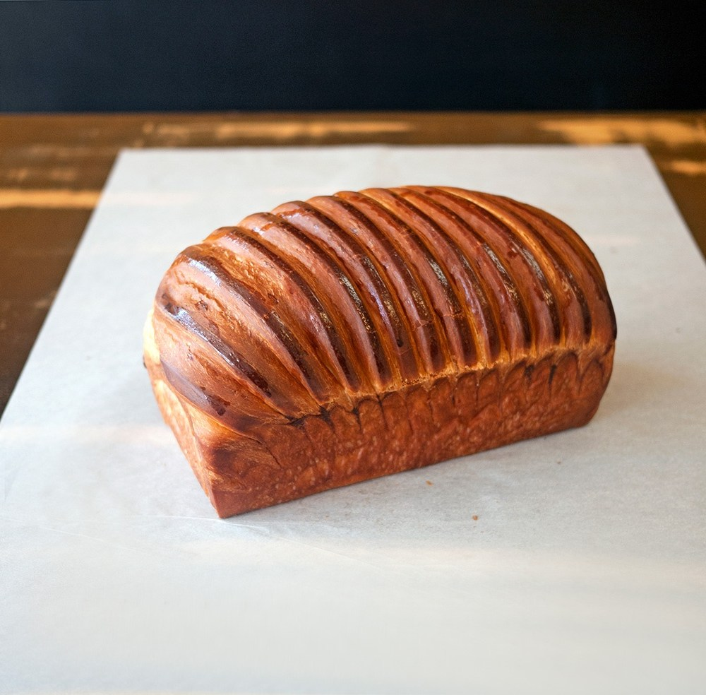 Sourdough Brioche Loaf at Bree'osh Bakery