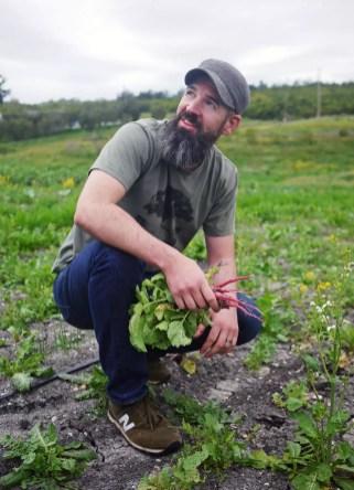 Chef Tim Veatch at Villa Creek