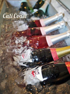 Fesstivity Bubbles at the Bubble Shack - Santa Barbara Sparkling Wine