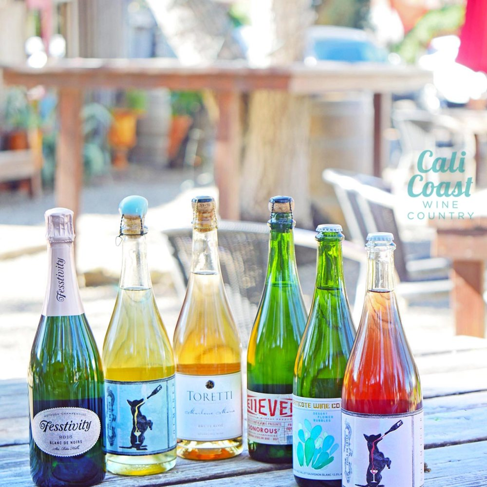 Where to Taste Sparkling Wine in Los Olivos, CA