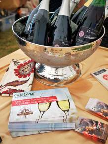 BubblyFest - nation's only dedicated Sparkling Wine & Champagne Festival - photogarphy by Liz Dodder