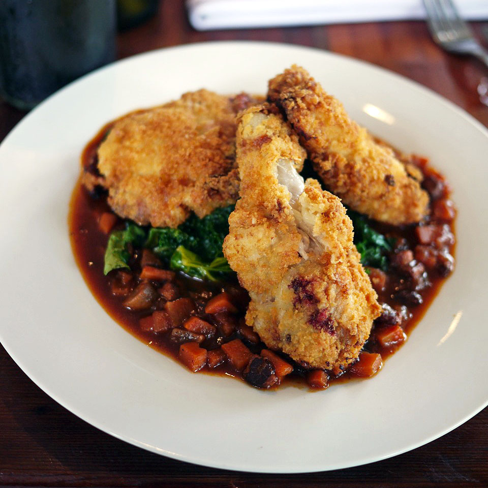 Maili's Fried Chicken at Scratch Kitchen
