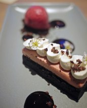 Villa Creek Chef Tim Veatch Dessert by Liz Dodder