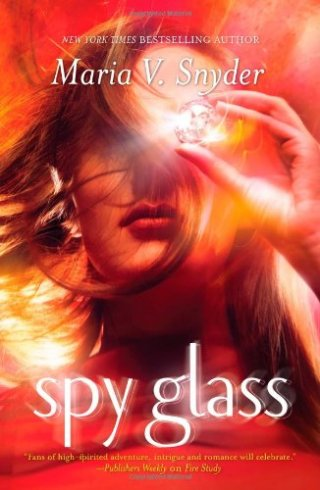 US Spy Glass Cover