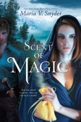 US Cover Art Scent of Magic