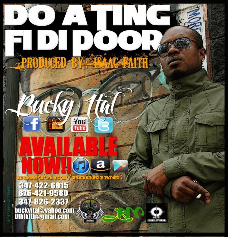 BUCKY ITAL - DO A TING FI DI POOR