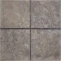 "Concrete Stamp 18"" X 18"" Roman Slate Tile"